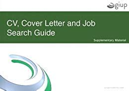 Writing a Cover Letter for an Internship - McGill University