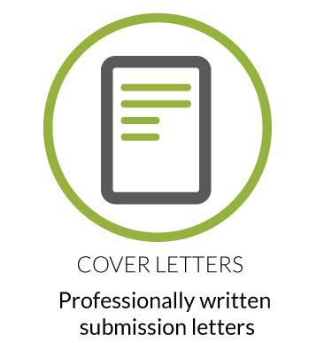 Submission manuscript cover letter
